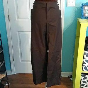 Eloquii Brown Size 22R Kady Pant